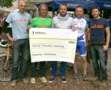 L'Hirondelle Schuttrange donne 1000€