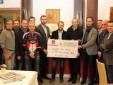 1000€ de la part des «Muselbikes»